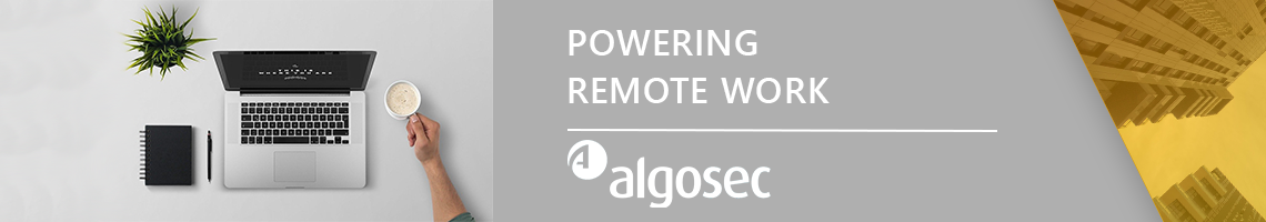 Algosec Point Remote Work